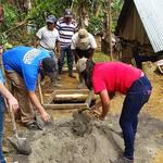 Providence teams up to build toilets in Guatemala