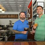Closer look at new Square Barrels restaurant in Downtown Honolulu: Slideshow