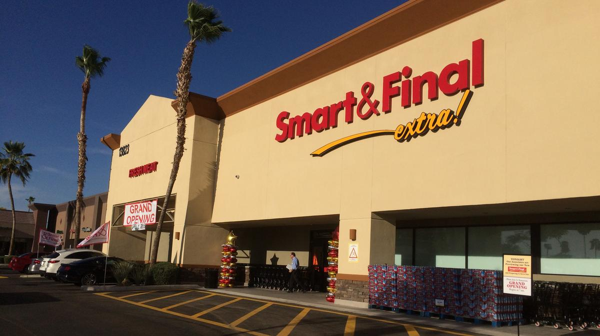 Smart N Final Near Me >> Smart Final Has Opened All 33 Stores It Bought From Haggen L A Biz