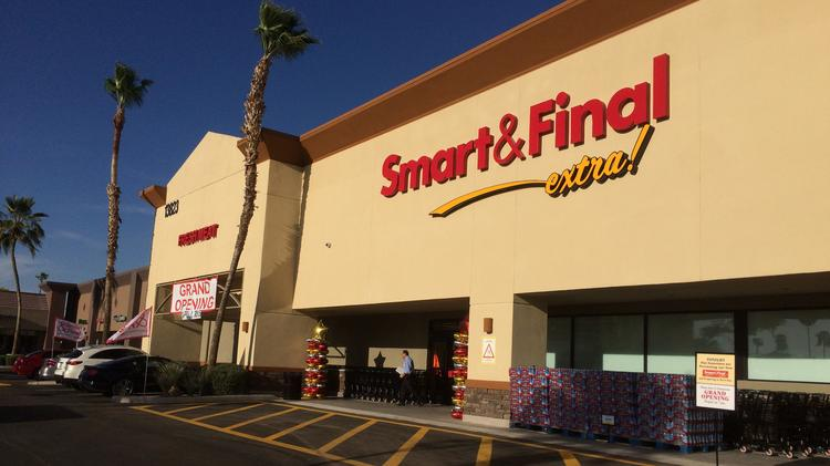 Smart N Final Near Me >> Smart Final Tries To Set Itself Apart With New Grocery Concept In