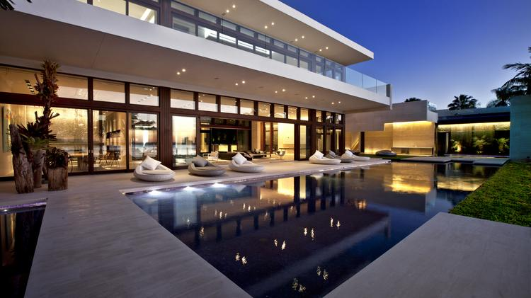 $47M:  3 Indian Creek Drive, Indian Creek (highest recorded sale in Miami-Dade County). Date sold: Aug. 7, 2012