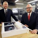 Diversifying helps Dome Printing grow