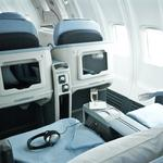 Despite return of all-business-class flights, profit picture isn't taking off