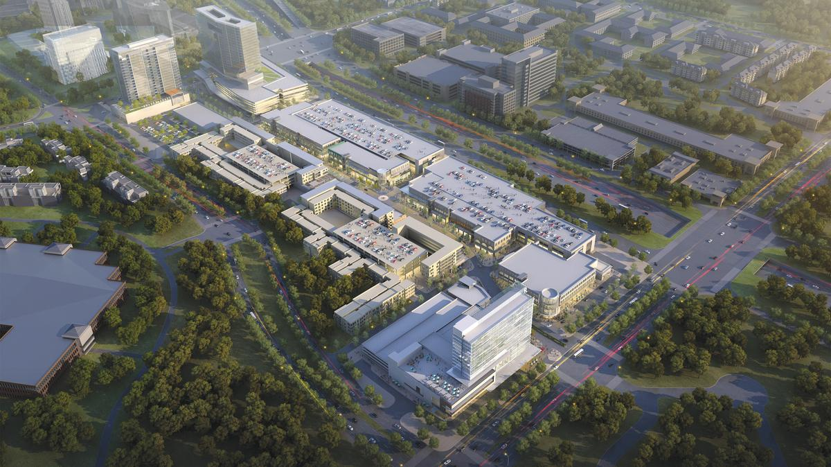 Toyota Of Plano >> Food hall, new restaurants slated for Plano's Legacy West development - Dallas Business Journal