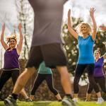 Anytime Fitness offers free outdoor workouts in May