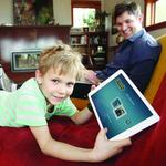 Happly curates children's videos, games into a merry blend