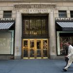 Saks Fifth Avenue president steps down in executive shakeup
