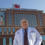 Former chair of UTHSC pediatric department has died