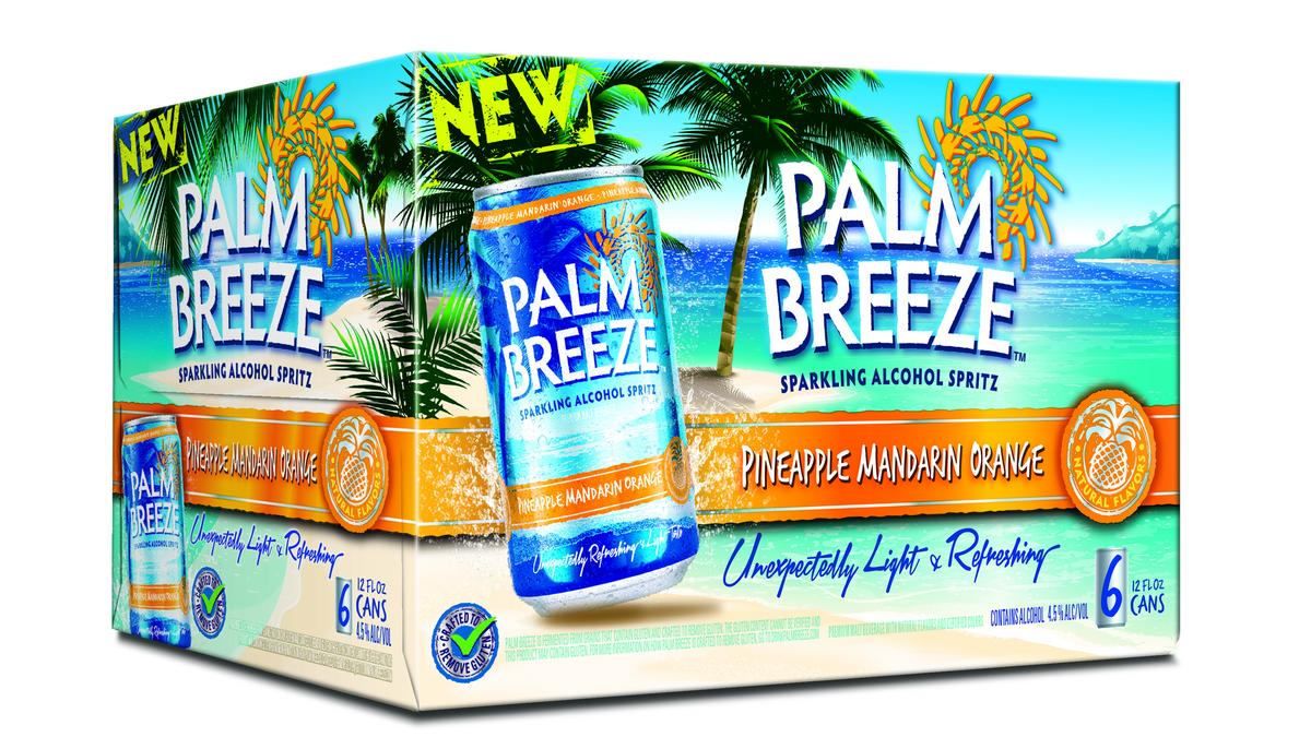 Mike S Hard Lemonade Co Reveals A Softer Side As Palm