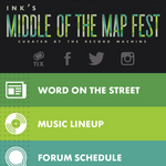 Propaganda3 launches app for Middle of the Map Fest