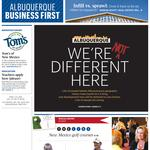 In this week's edition: Why we're not different here in ABQ (and 4 more things you need to know)