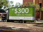 Marquis Media launches mobile billboards, street teams
