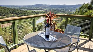 Healdsburg Jewel with Panoramic View