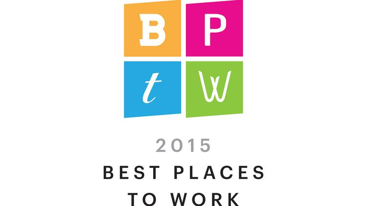Washington Business Journal will honor all finalists at the Best Places to Work Awards May 14 at the Warner Theatre.