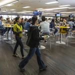 IRS advances project that could tax on-site food perks