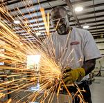 Manufacturing survey shows economy remains soft