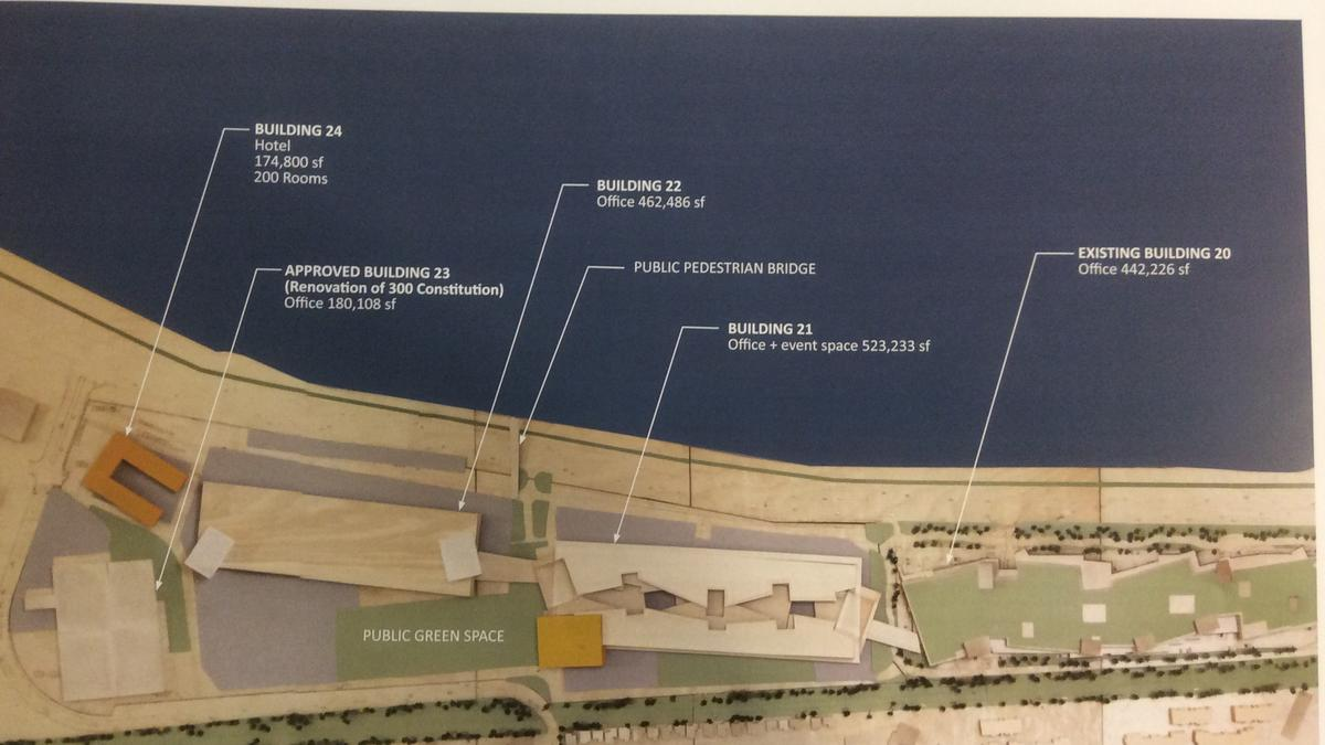 gehry design facebook seattle. Facebook\u0027s New Frank Gehry Designs For Building 21 And 22 In Menlo Park Revealed By Zuckerberg - Silicon Valley Business Journal Design Facebook Seattle 7