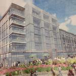 Campus Square project revised by McGuire/Trammell development team