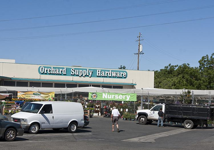 Orchard Supply Hardware filed Chapter 11 bankruptcy. Lowe's plans to pick up the majority of the retailer's stores and operate them under the Orchard brand.