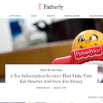 New digital media play Fatherly targets dude dads