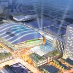 Walker approves $250M in public funding for Milwaukee Bucks arena (and Mortenson helped)