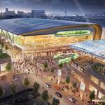 Arena reveal gives momentum to financing discussions