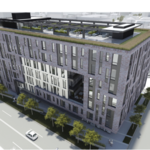 Vitmore team wows city planning with distinctive 103-unit apartment project slated for Baum