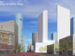 Exclusive first look: Two 400-foot towers land at prime S.F. spot