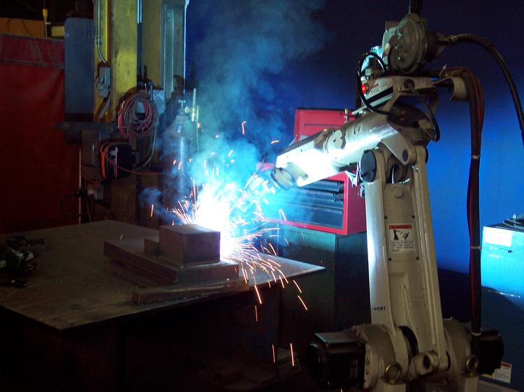 Ball State University ranks New York among the worst in the country for manufacturing growth.