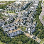 More than 1,000 residences planned around new Mercedes HQ