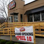 Raising Cane's looking outside 270 with few sites left for expansion
