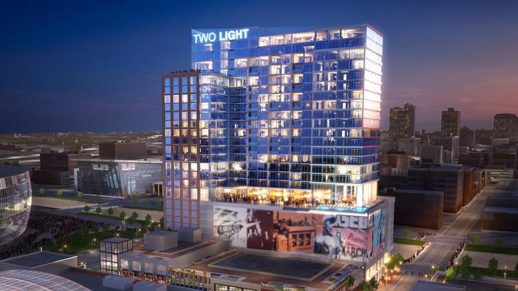 Two Light Is Coming To Downtown In 2018 Kansas City