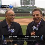 WLS-Channel 7 finds Wrigley Field's confines friendly indeed