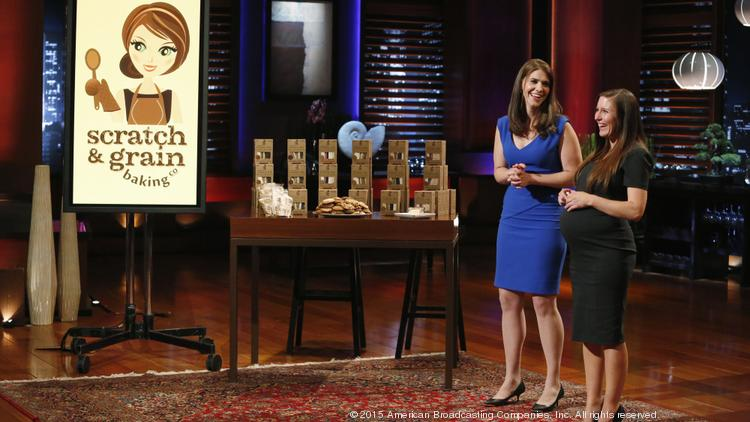 "Lea Tutin (left) and Taya Geiger (right) pitched their Tigard-based company, Scratch & Grain Baking Co., a maker of ready-to-bake cookie kits, on the Jan. 13 episode of ""Shark Tank."" Geiger, who would give birth to her second son just 20 hours after filming the episode, said the entire experience was ""uncomfortable."" But that wasn't the only uncomfortable moment. ""(Sharks) Robert Herjavec and Barbara Corcoran both offered deals,"" Geiger said. ""They were different and we had to make a fast decision.""  Click through for more stories of pain from Oregon entrepreneurs that have appeared on the show."