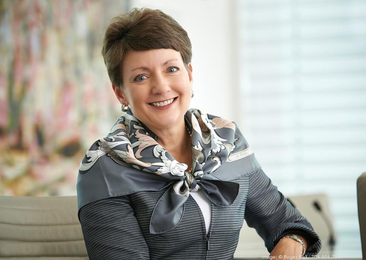 Lynn Good has run several divisions at Duke Energy and most recently was its CEO.