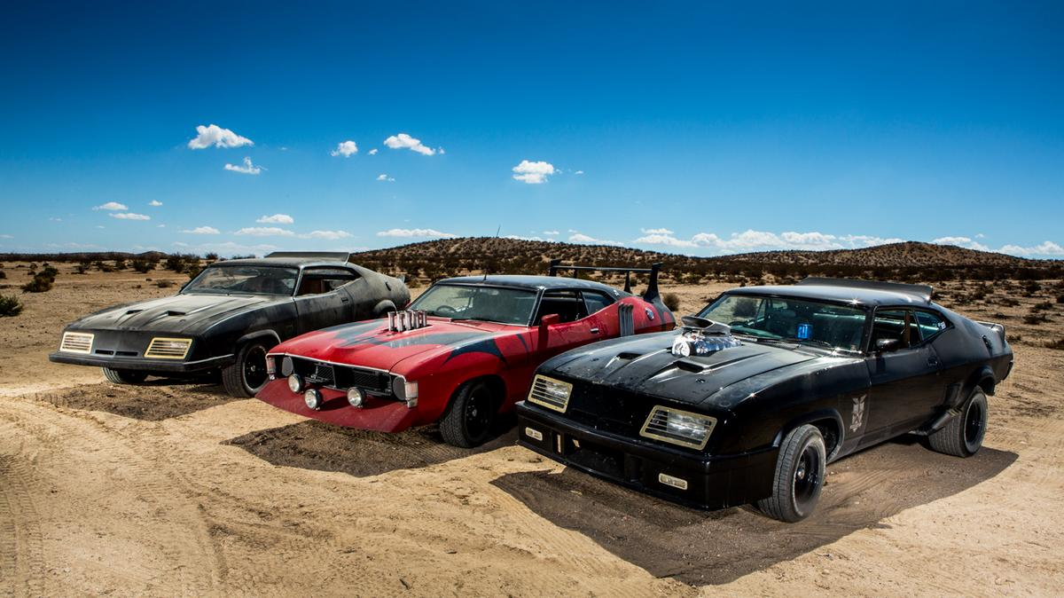 Want To Own Mad Max S Car This Seattle Company Can Build It For You