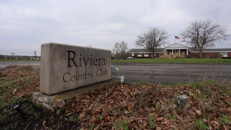 The Riviera golf course on Avery Road in Dublin is in line to be redeveloped into housing.