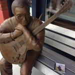 Little Milton statue unveiling sets tone for Blues Hall of Fame