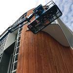 Peek inside North Portland's inventive mixed-use project with lots of curves (Photos)