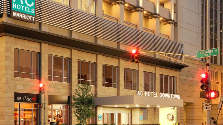 The Ac Chicago Hotel Is Expected To Open In Early May