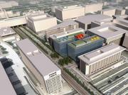 The JBG Cos. has been planning to redevelop the vacant site at L'Enfant Plaza, currently an open park marked by a glass pyramid, into new buildings. Now comes word that one of those buildings, 900 L'Enfant Plaza, will be built by the International Spy Museum.