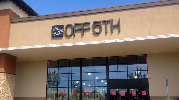 Saks Off 5th Gets Ready To Open In Roseville Sacramento