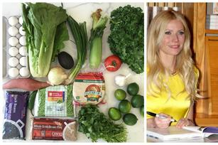 Gwyneth Paltrow gets egged over food stamp challenge