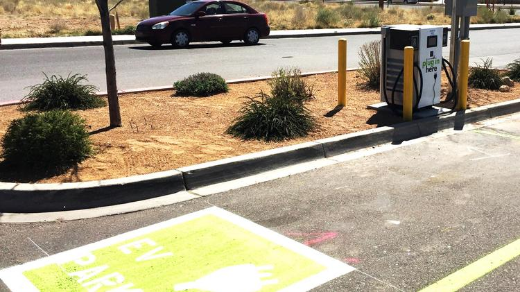 Auto Evolution Five New Nm Ev Charging Stations Unveiled