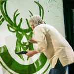 Milwaukee Bucks show off new logo, colors at fan viewing party: Slideshow