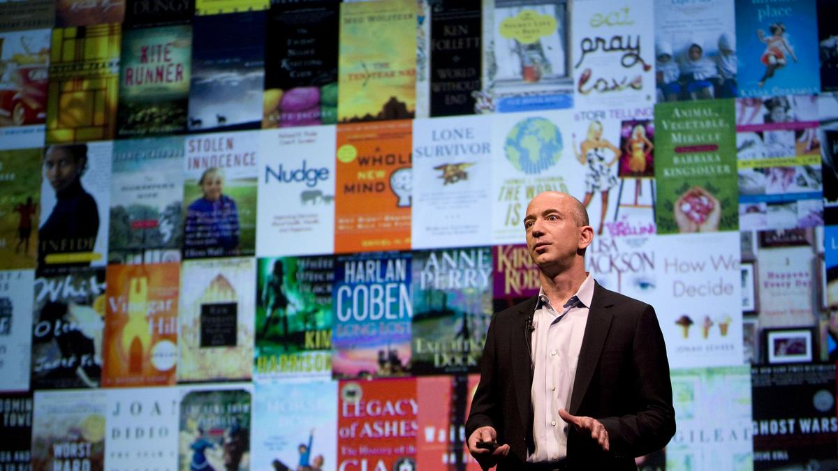 Amazon signs multi-year deal with publishing house