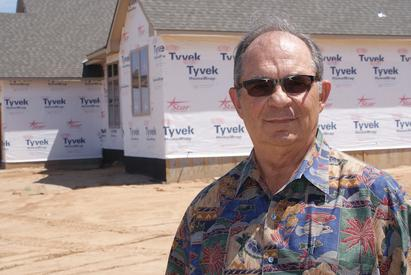 Local homebuilders reflect national optimism