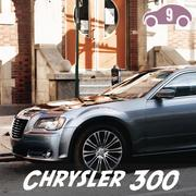 The Chrysler 300 ranked ninth on the list.