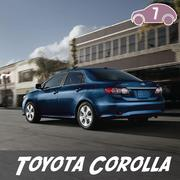 The Toyota Corolla ranked seventh on the list.