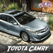 The Toyota Camry ranked fourth on the list.